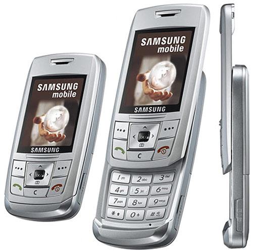 телефона Samsung SGH E25